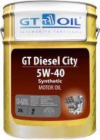 МАСЛО МОТОРНОЕ GT OIL DIESEL CITY 5W-40