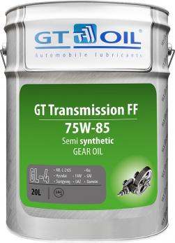 ТРАНСМИССИОННОЕ МАСЛО GT TRANSMISSION FF 75W-85